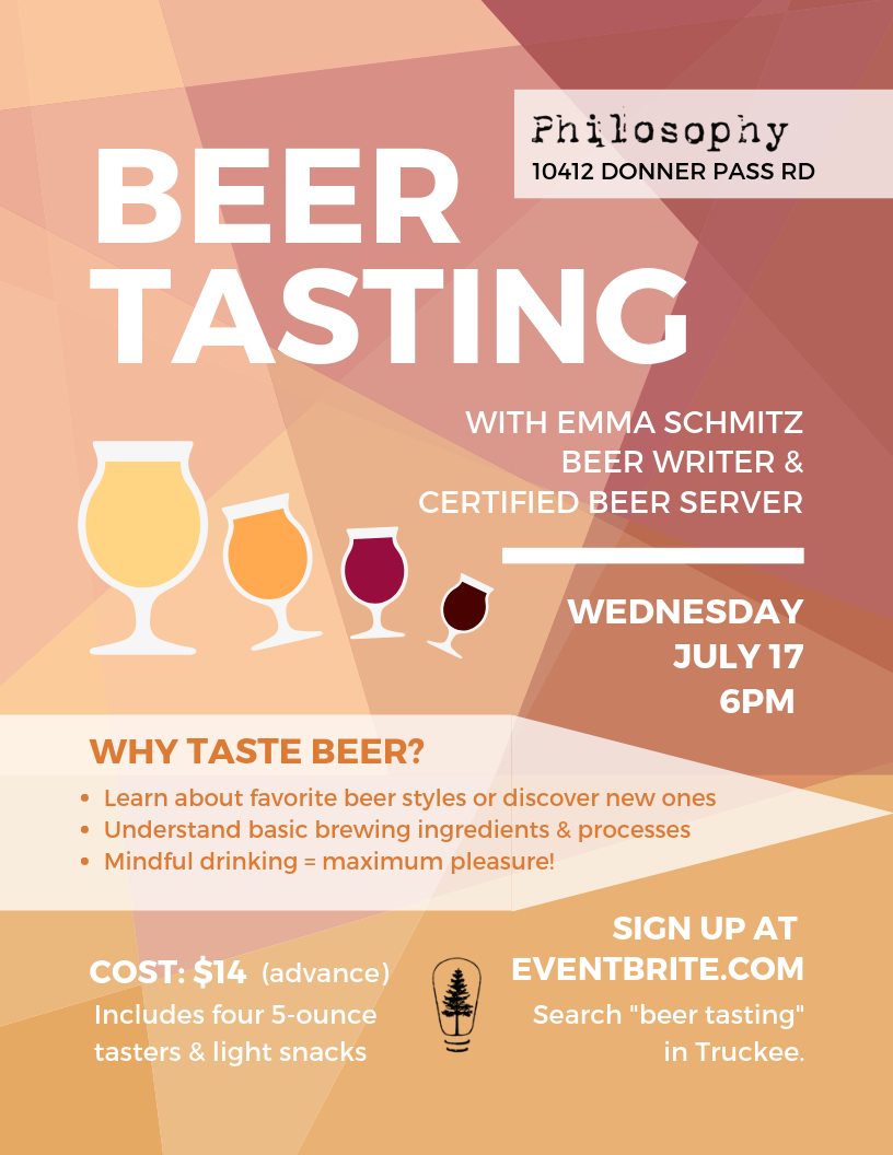Beer Tasting Event