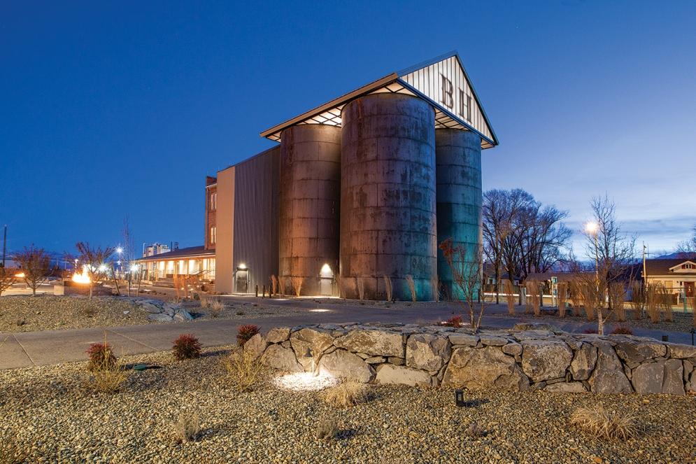 Bently Heritage Estate Distillery